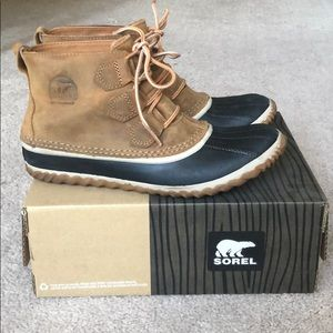 Sorel Out 'N About Duck Boots